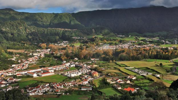 Furnas, São Miguel (Credit: visitazores.com)