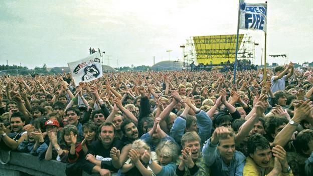 Music for the masses (Credit: Herbert Schulze)
