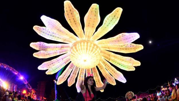 Flower power (Credit: Photo: Getty)