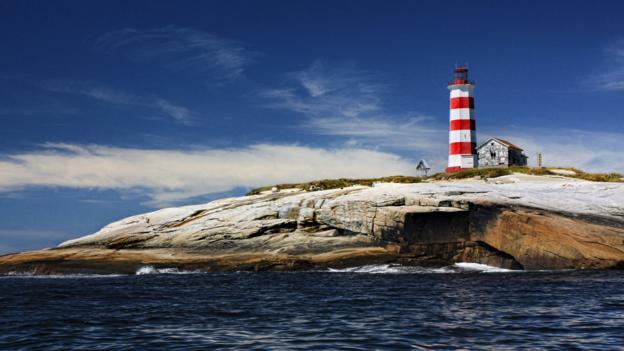 Sambro Island lighthouse, Nova Scotia (Credit: Amanda White/Getty)