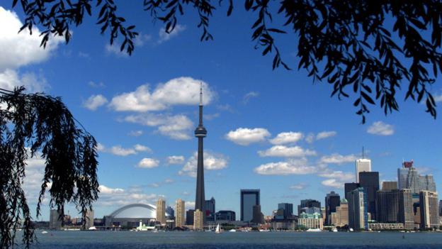 Toronto, Ontario (Credit: Getty Images)