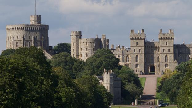 Windsor Castle (Credit: Getty Images)