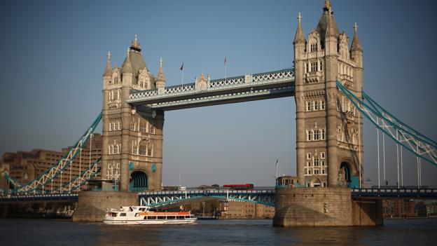 London Bridge on the River Thames (Credit: Getty Images)