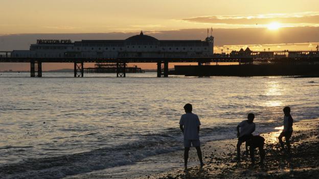 Brighton Pier (Credit: Getty Images)