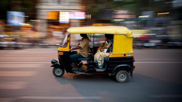 Travel by rickshaw (Credit: Javi Julio/Getty)