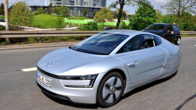 Revolutionary road (Credit: Volkswagen)