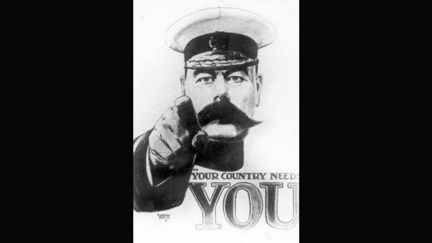 Your country needs you (Credit: Photo: Hulton Getty)