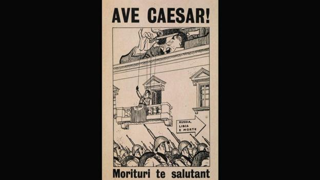 Hail Caesar (Credit: Photo: British Library)
