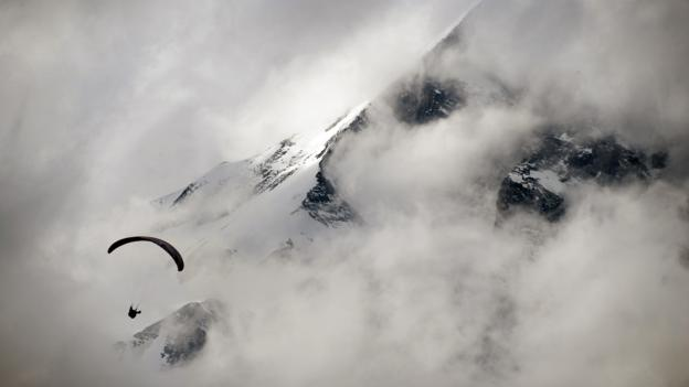 Experience the Alps (Credit: AFP/Getty)