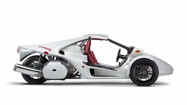 bbc autos campagna t rex from canada a three wheeled terror. Black Bedroom Furniture Sets. Home Design Ideas