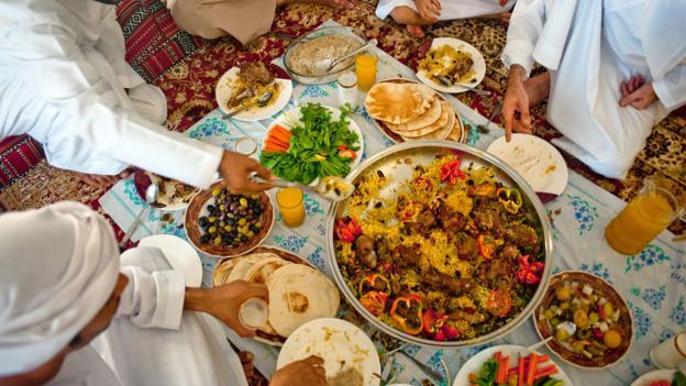 Bbc travel what to eat at a dubai iftar for Arabic cuisine in dubai