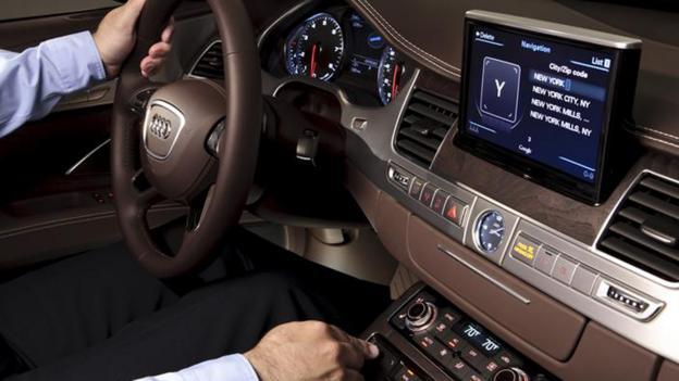 2014 Audi A8 L TDI (Credit: Audi of America)