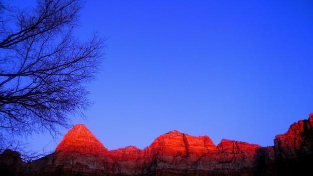 Navajo sandstone (Credit: Kiran Herbert)