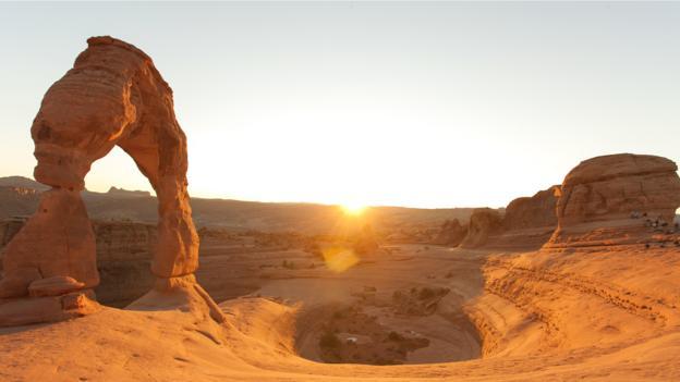 Utah's landmark (Credit: Philip Lee Harvey)