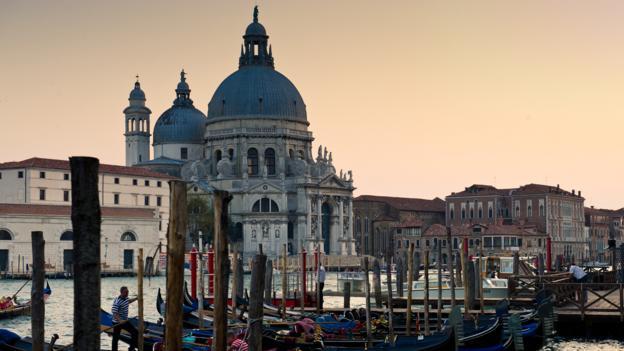 The Chiesa di Santa Maria della Salute (Credit: Ian Gavan/Getty)