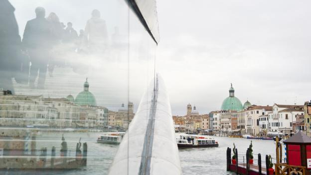 The Ponte della Costituzione (Credit: Daniel Schoenen/Getty)