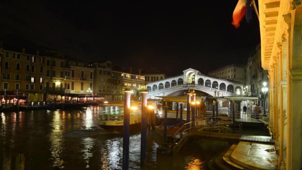 The Rialto Bridge (Credit: Vincenzo Pinto/AFP/Getty)