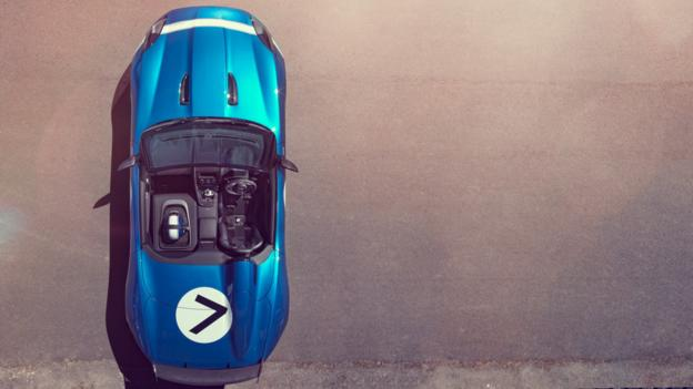 Son of D-Type (Credit: Jaguar/Land Rover)