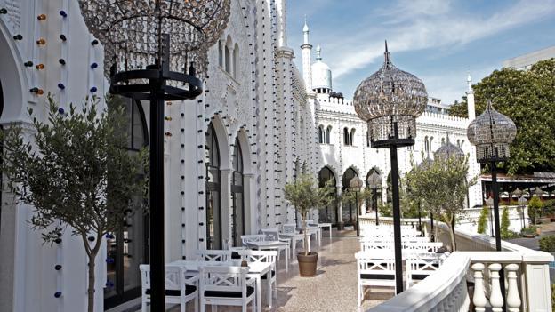 The Nimb hotel (Credit: copenhagenmediacenter.com)