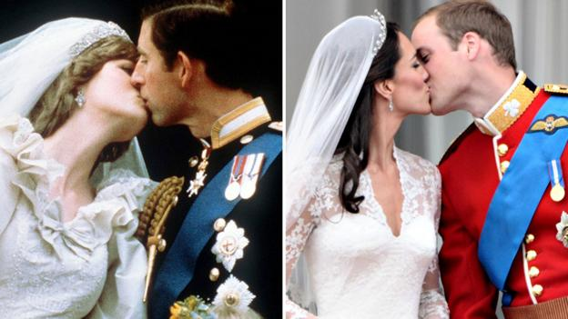Wedding belles (Credit: Photo: AFP/Getty Images)