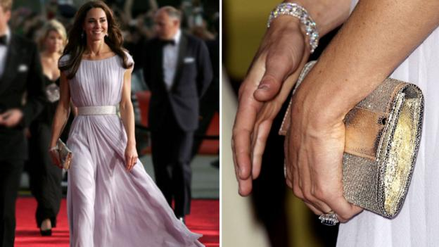 BBC - Culture - Kate Middleton: The girl in the pearl earrings