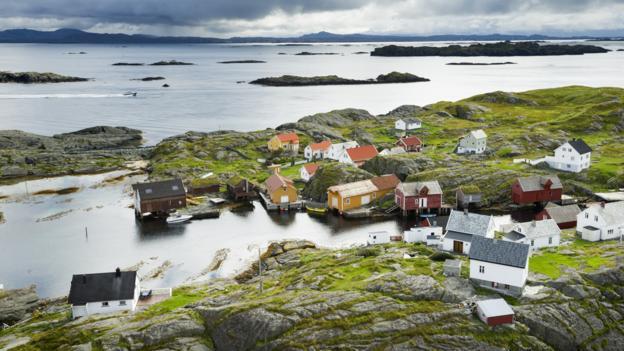 Solund archipelago (Credit: Justin Foulkes)