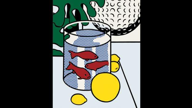 Something fishy (Credit: Photo: Centre Pompidou)