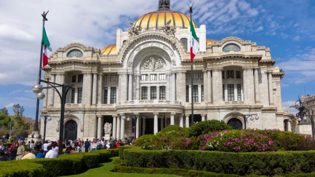 Bellas Artes Palace (Credit: Inti St Clair/Getty)