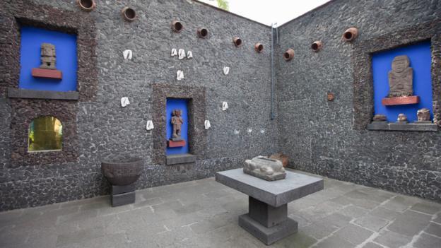 La Casa Azul (Credit: Altrendo travel/Getty)
