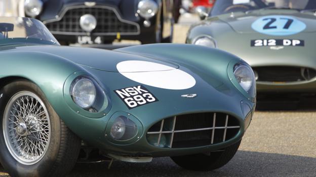 Aston Martin Centenary (Credit: Aston Martin)