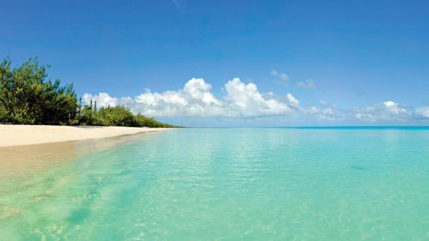 Fayaoué Beach in Ouvea (Credit: © Destination Iles Loyaute Ducandas)