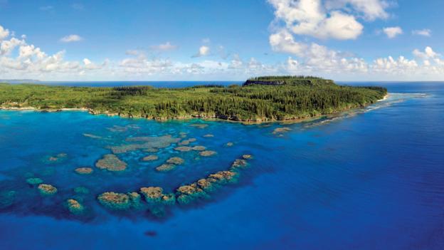 Wabao Bay, Maré (Credit: © Destination Iles Loyaute Ducandas)