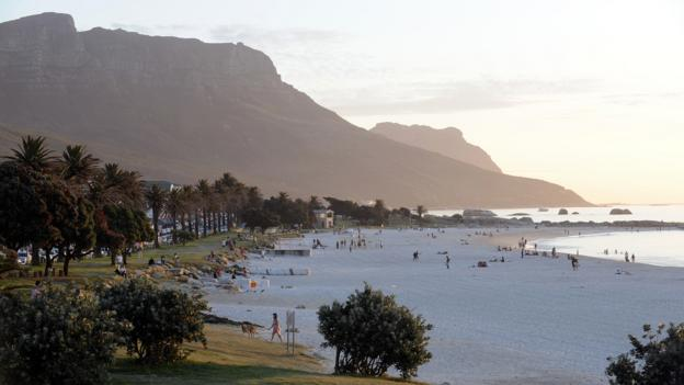 A view of Camps Bay (Credit: Stephane De Sakutin/AFP/Getty)