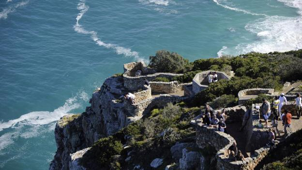The view from Cape Point (Credit: Gianluigi Guercia/AFP/Getty)