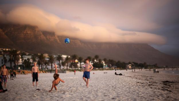 A view of Camps Bay near Cape Town (Credit: Dan Kitwood/Getty)