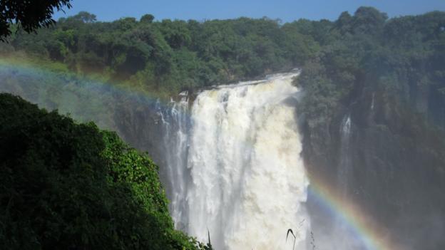 Victoria Falls (Credit: Tim Johnson)