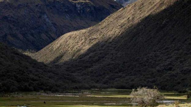The heart of the Cordillera Blanca (Credit: Alex Robinson)
