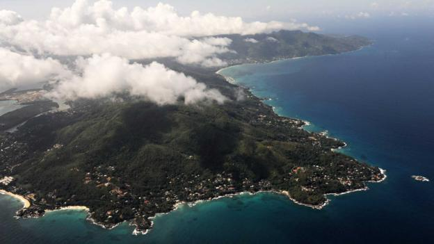The main island of Mahe (Credit: Roberto Schmidt/AFP/Getty)