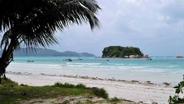 Praslin Island (Credit: Alberto Pizzoli/AFP/Getty)