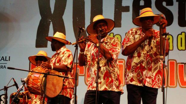 The rhythms of Latin music (Credit: Petronio Alvarez Pacific Music Festival)