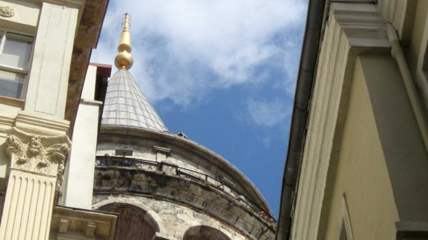 The Galata Tower (Credit: Ramsey Qubein)