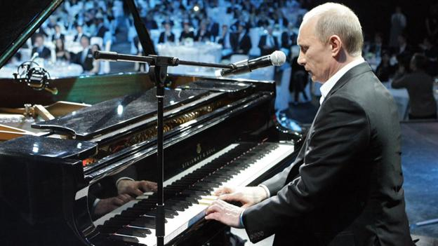 Kremlin crooner (Credit: Getty Images)