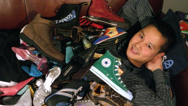 Tony Hseih, CEO (Credit: Zappos)