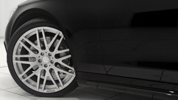 Mercedes-Benz S-Class Brabus (Credit: Brabus)