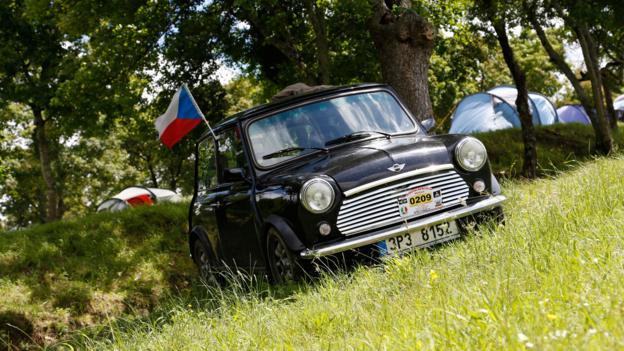 International Mini Meeting 2013 (Credit: BMW Group)