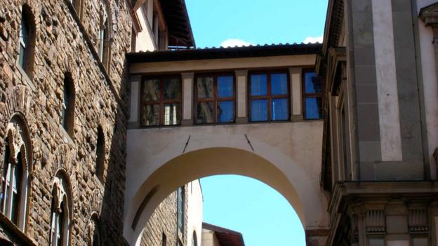 The Vasari Corridor (Credit: Context Travel)