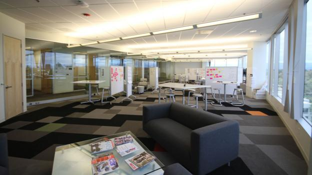 Wide open work space (Credit: Citrix)