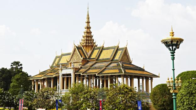 Phnom Penh (Credit: Mark Read)
