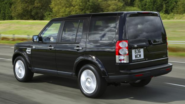 2013 Land Rover LR4 (Credit: Jaguar/Land Rover)