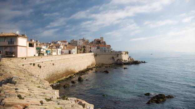 Antibes is the French Riviera's quintessential town (Credit: Buena Vista Images/Getty)